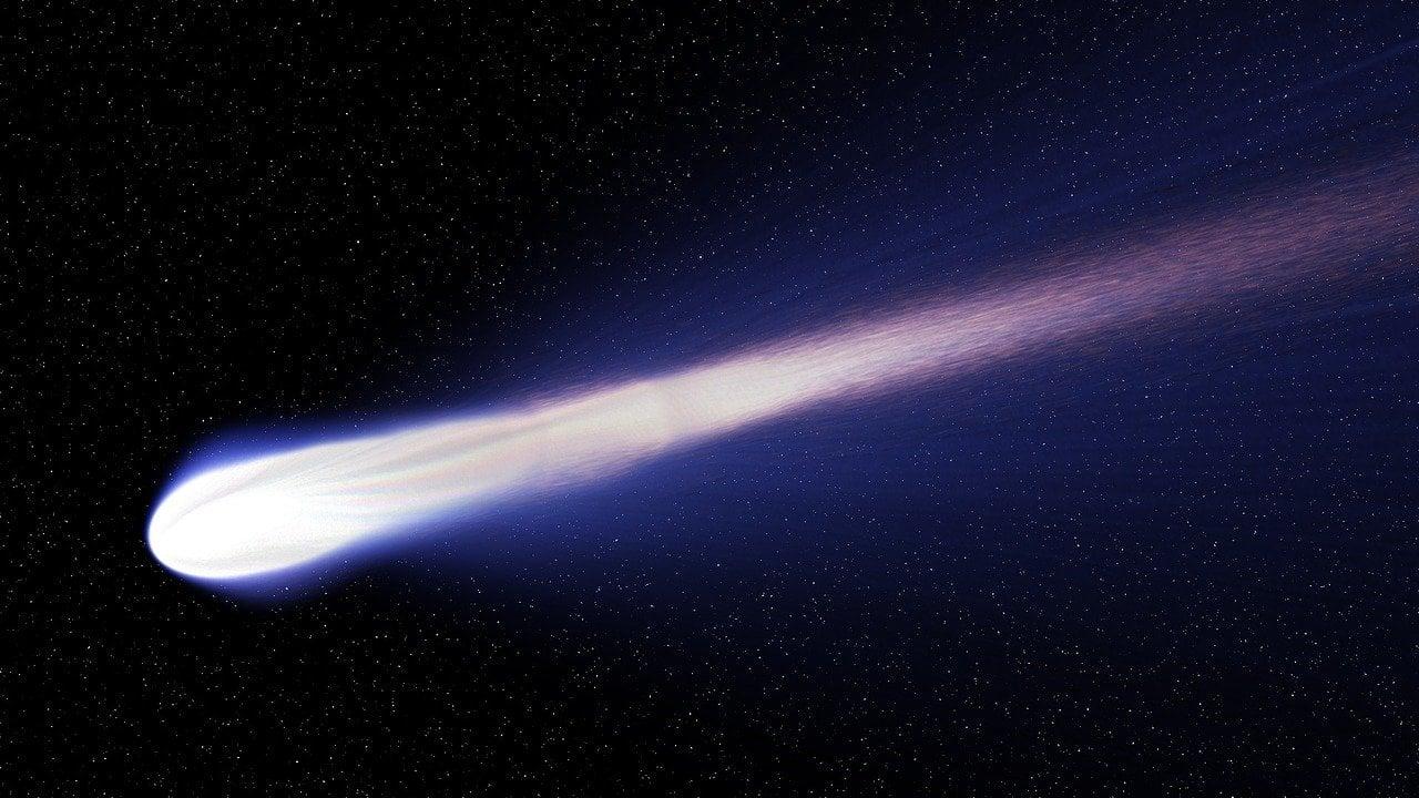 Espace : des comètes pourraient être à l'origine de la vie sur Terre - Journal du geek
