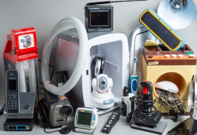 Crédit : Global E-Waste Statistics Partnership