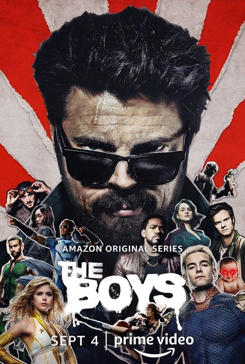 Ultime bande-annonce sanglante pour la saison 2 de The Boys | Journal du Geek