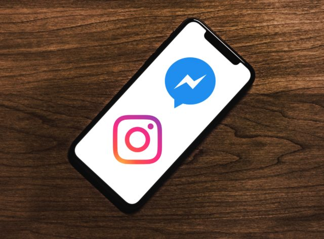 Aux États-Unis, les Instagramers peuvent désormais discuter via Messenger