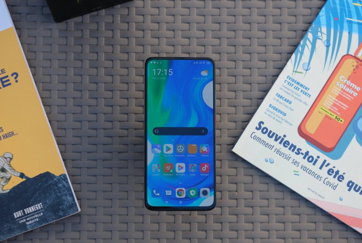 [Test] Xiaomi Poco F2 Pro : bien sous tous rapports   Journal du Geek