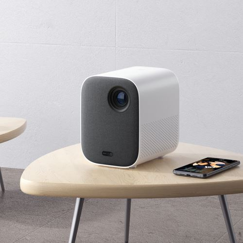 videoprojecteur xiaomi mi smart compact gris blanc - [Bon Plan] Xiaomi unveils its offers for the start of the school year with many promotions! - Geek diary