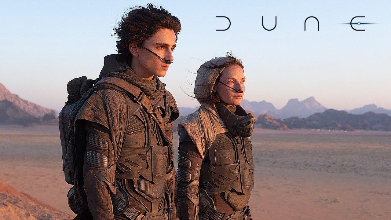 Dune Affiche