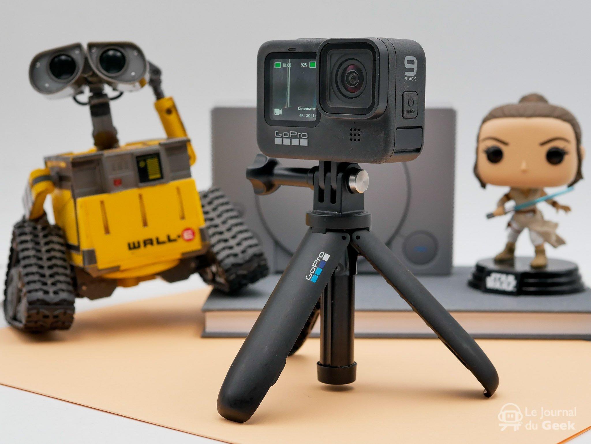 [Super Deals] Grosse chute de prix de la GoPro Hero 9 à seulement 239€ - Journal du geek