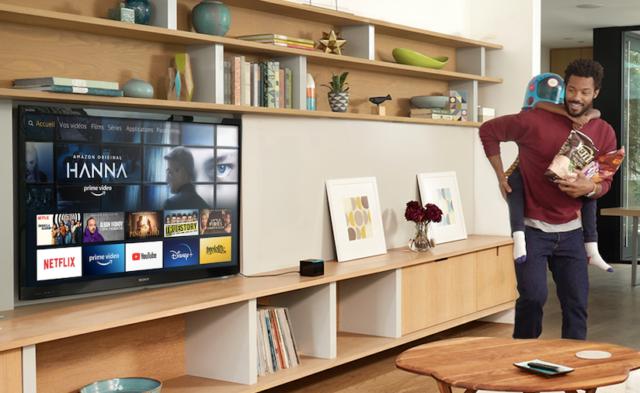 Amazon dévoile sa nouvelle génération de Fire TV Stick et son Fire TV Cube
