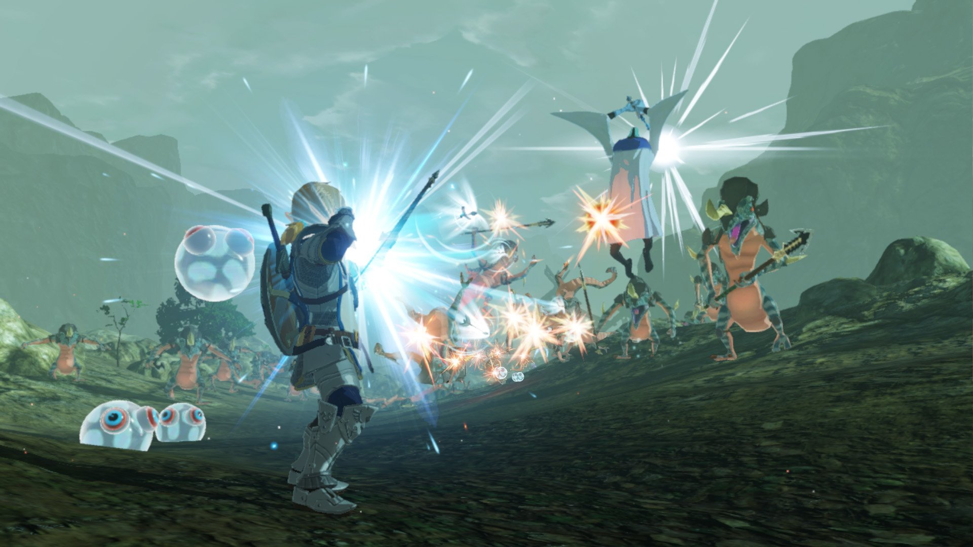 Hyrule Warriors Age Of Scourge Is Coming To Nintendo