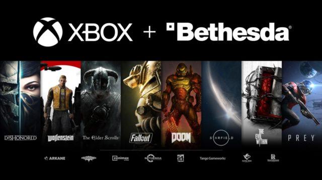 Microsoft rachète ZeniMax Media et donc l'éditeur de jeux vidéo Bethesda