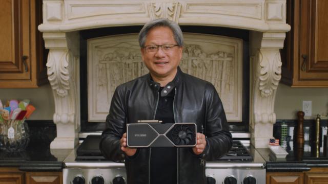 Jen-Hsun Huang, le patron de Nvidia