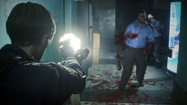 Infinite Darkness, un premier trailer pour la série Netflix — Resident Evil