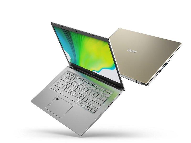 Aspire, Swift, Spin : Acer présente ses nouveaux ordinateurs portables