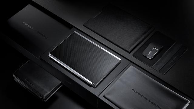 Acer s'allie à Porsche pour proposer le Porsche Design Acer Book RS
