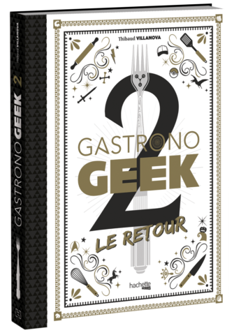 couverture hd gastronogeek 2 345x480 - [Sélection] Five recipes to thrill your taste buds on Halloween - journal du geek