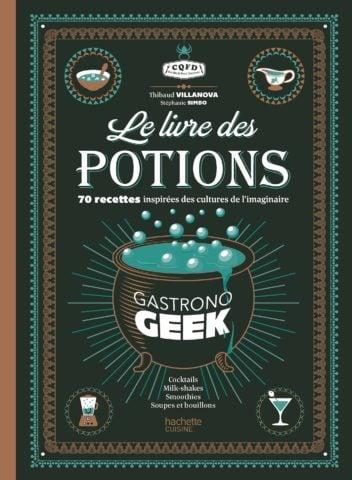 couverture hd le livre des potions 352x480 - [Sélection] Five recipes to thrill your taste buds on Halloween - journal du geek