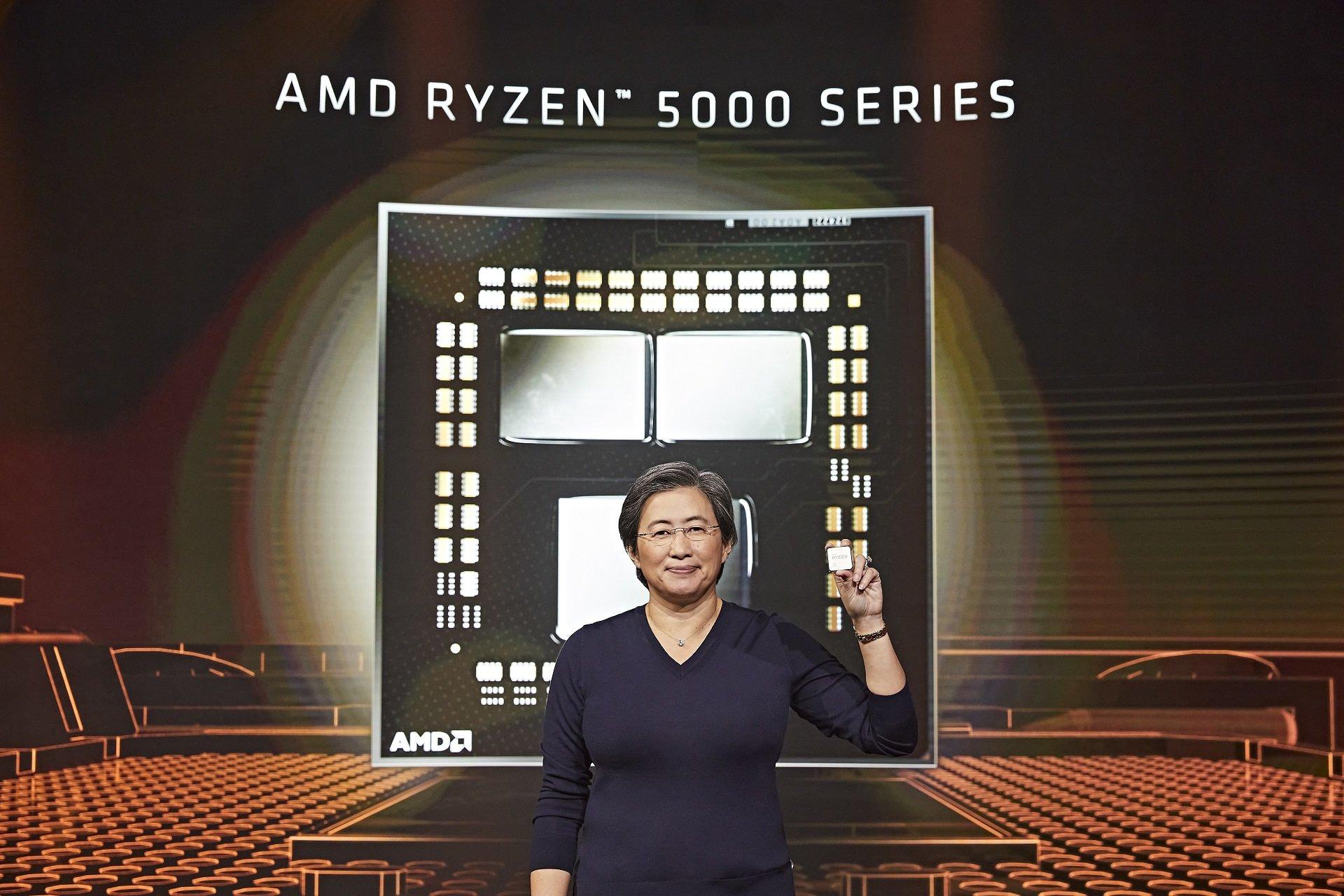 Le Ryzen 9 5900X d'AMD est son premier processeur Zen 3 | Tech