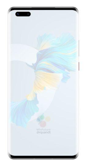 huawei mate 40 pro 1602925256 0 0 284x540 - Huawei Mate 40 Pro: A leak reveals its entire technical sheet! - Geek diary