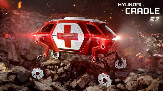 Crédit : Hyundai