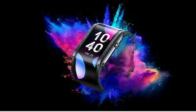 Nubia Watch 4.01 inch foldable flexible display e-SIM Bluetooth Smart Watch
