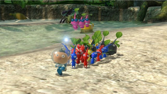 Pikmin 3 / Switch