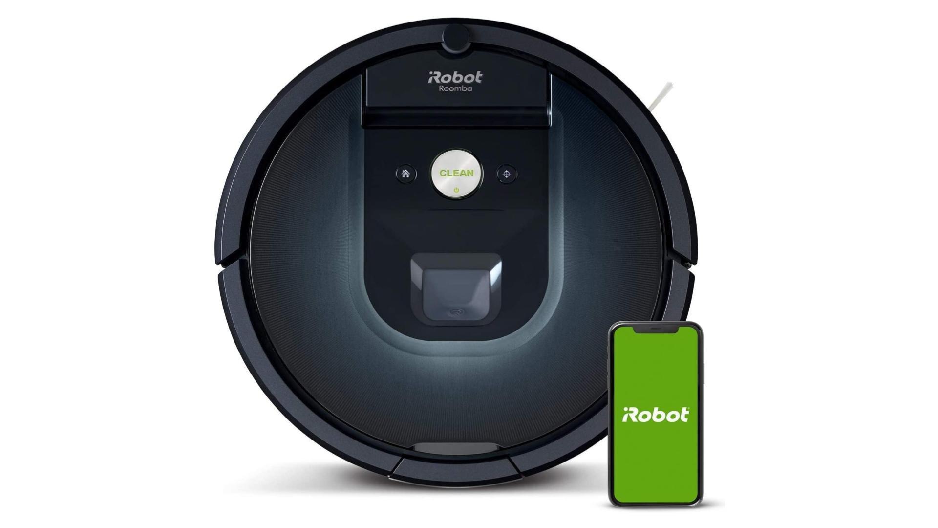 aspirateur iRobot Roomba 981