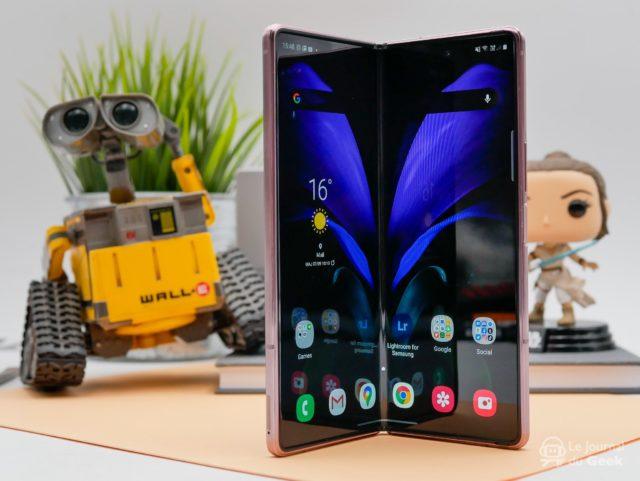 Samsung : le Galaxy Z Fold 3 aurait un stylet bien différent de celui du Galaxy Note