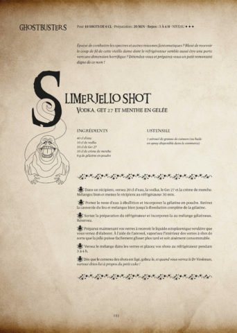 slimer 342x480 - [Sélection] Five recipes to thrill your taste buds on Halloween - journal du geek