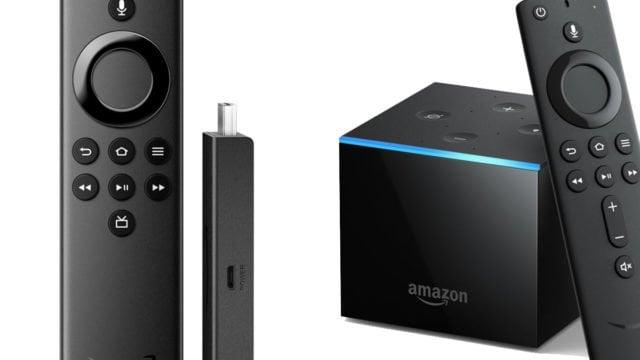 Amazon Fire TV Stick Lite et Fire TV