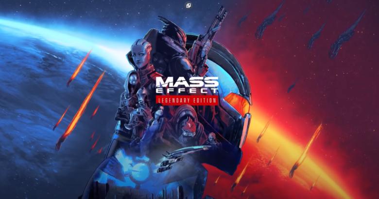 Mass Effect Legendary Edition : un remaster de la trilogie de BioWare