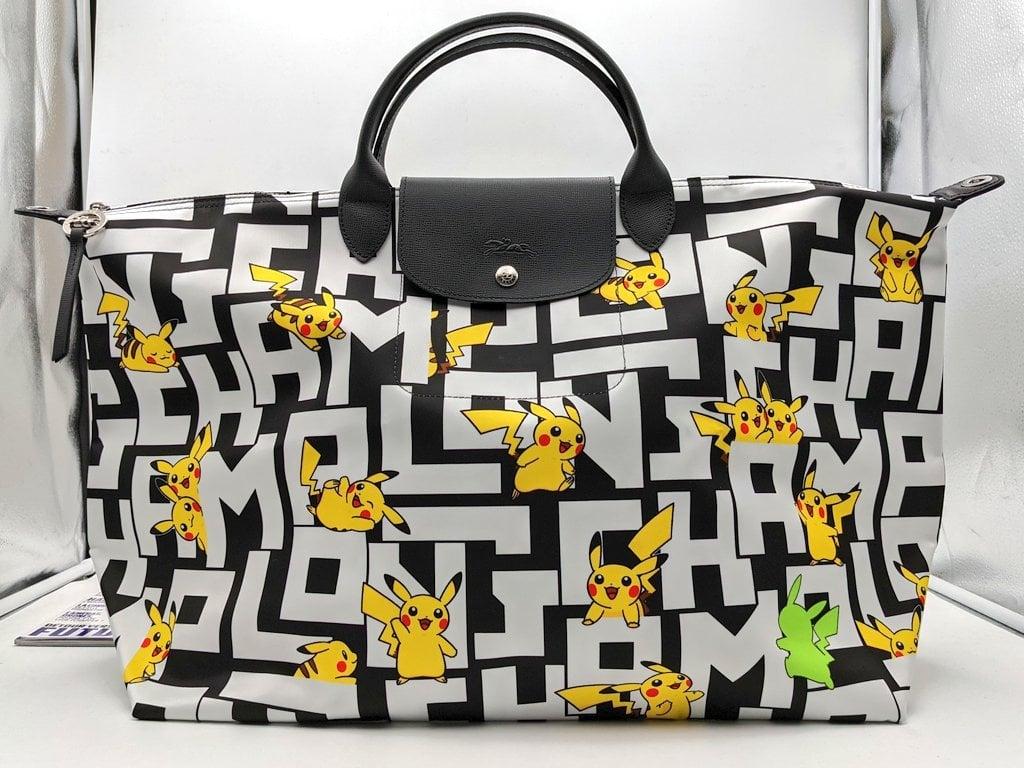 Longchamp dévoile une collection de sacs Pokémon | Journal du Geek