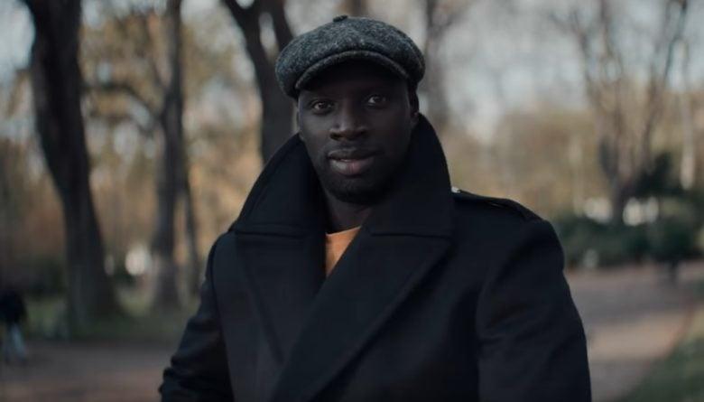 Omar Sy se la joue Arsène Lupin dans une première bande-annonce — Netflix