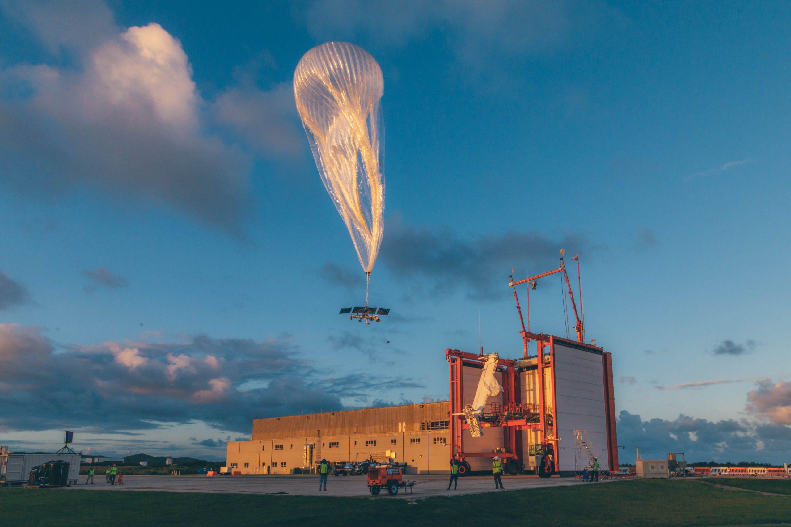 Le projet Loon s'envole définitivement dans les airs