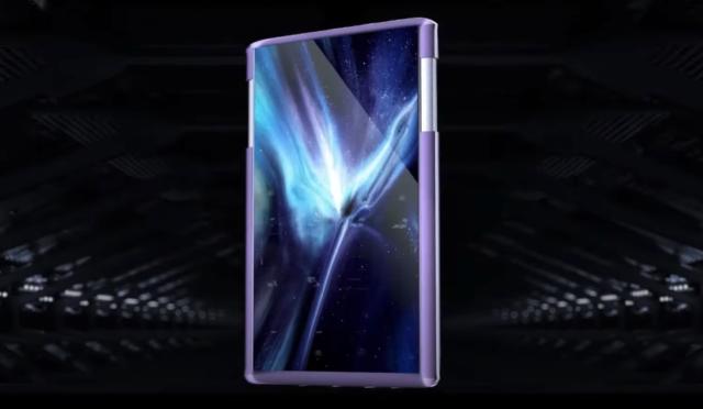 Les smartphones à écran enroulables n'ont jamais été si proches — LG Rollable
