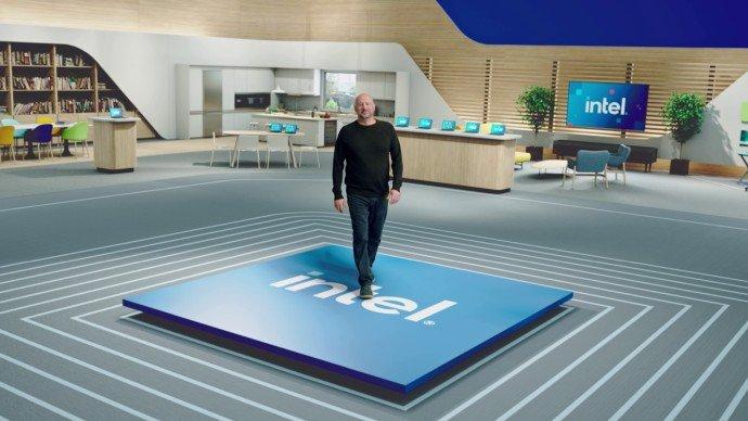 Intel a explosé les ventes de processeurs au dernier trimestre 2020
