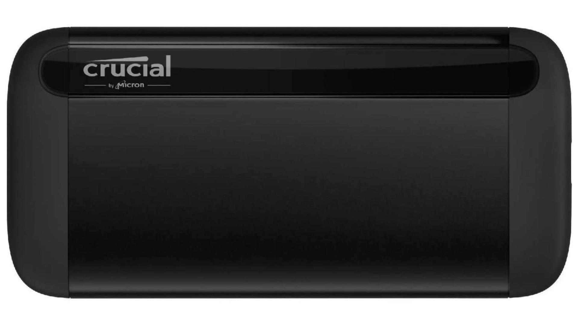 Le surpuissant SSD portable Crucial X8 2 To est au plus bas sur Amazon