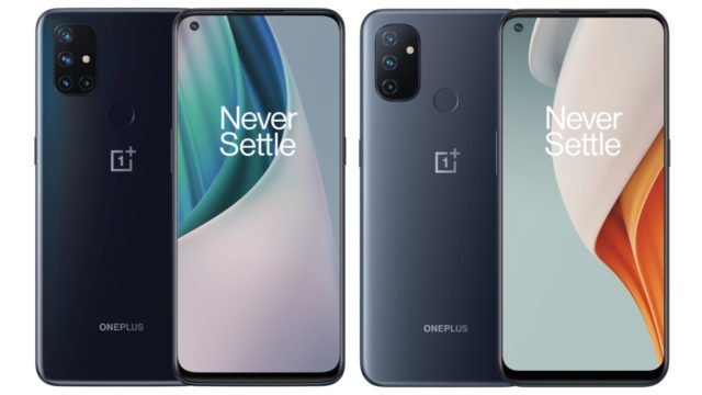 OnePlus Nord N10 5G is on sale during winter sales 2021