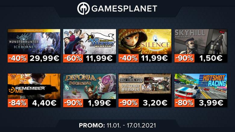 Gamesplanet : des promos sur les précommandes Little Nightmares II, Age of Empires II: Definitive Edition et d'autres à ne pas manquer