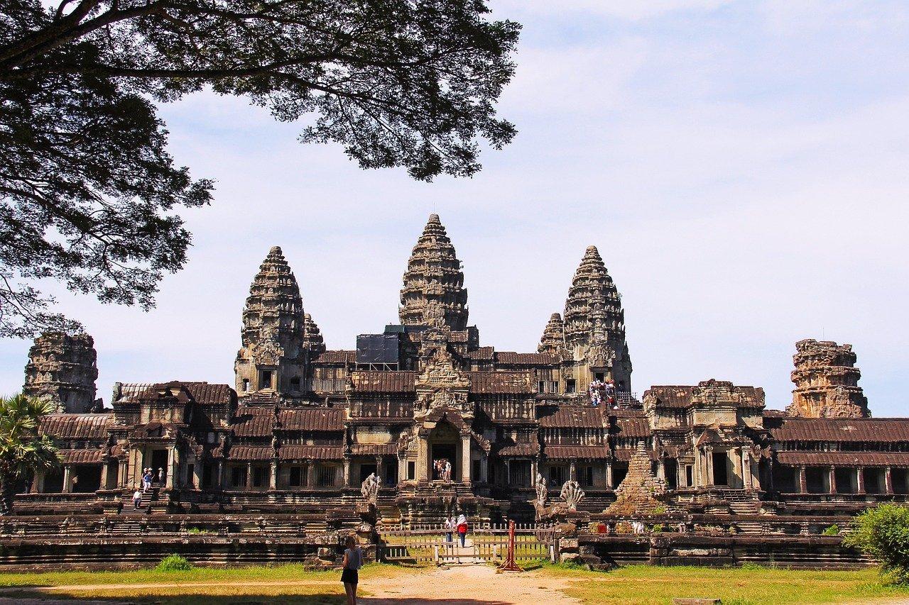 Un énorme parc aquatique va se construire juste à côté des temples d'Angkor - Journal du geek