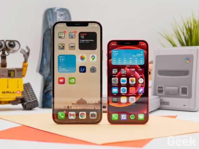 apple iphone12mini 15 live 640x481 1 - [Guide d'achat] Which iPhone to choose in 2021?  - Geek diary