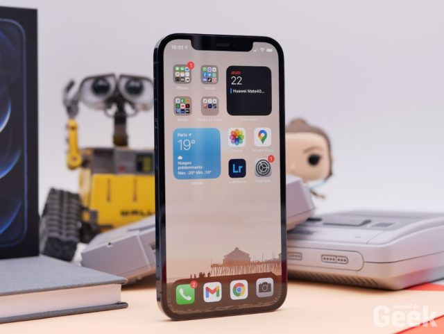 apple iphone12pro 02 live 640x481 - [Guide d'achat] Which iPhone to choose in 2021?  - Geek diary
