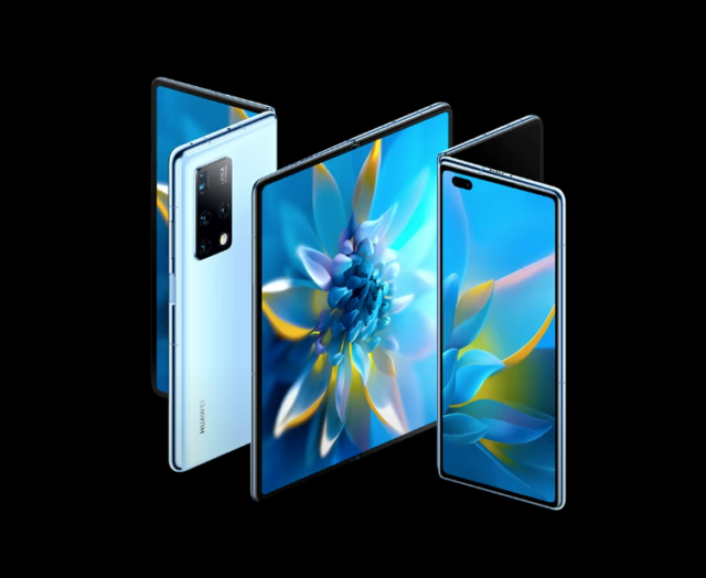 Huawei Mate X2 officiel : à quoi ressemble ce smartphone pliant ?