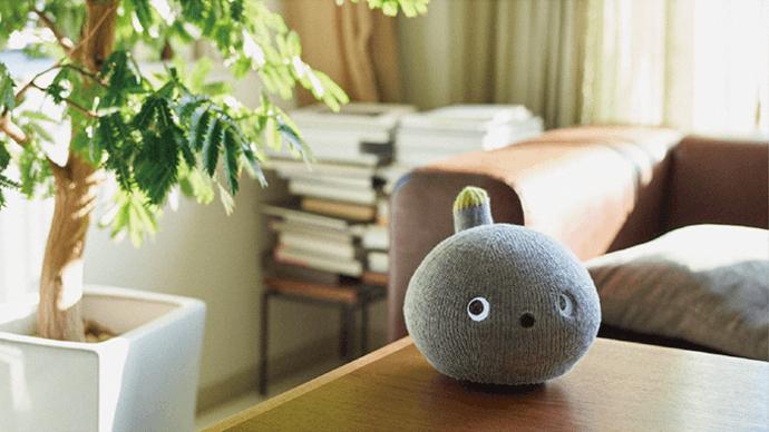 Panasonic présente Nicobo, un adorable robot de compagnie qui pète - Journal du geek