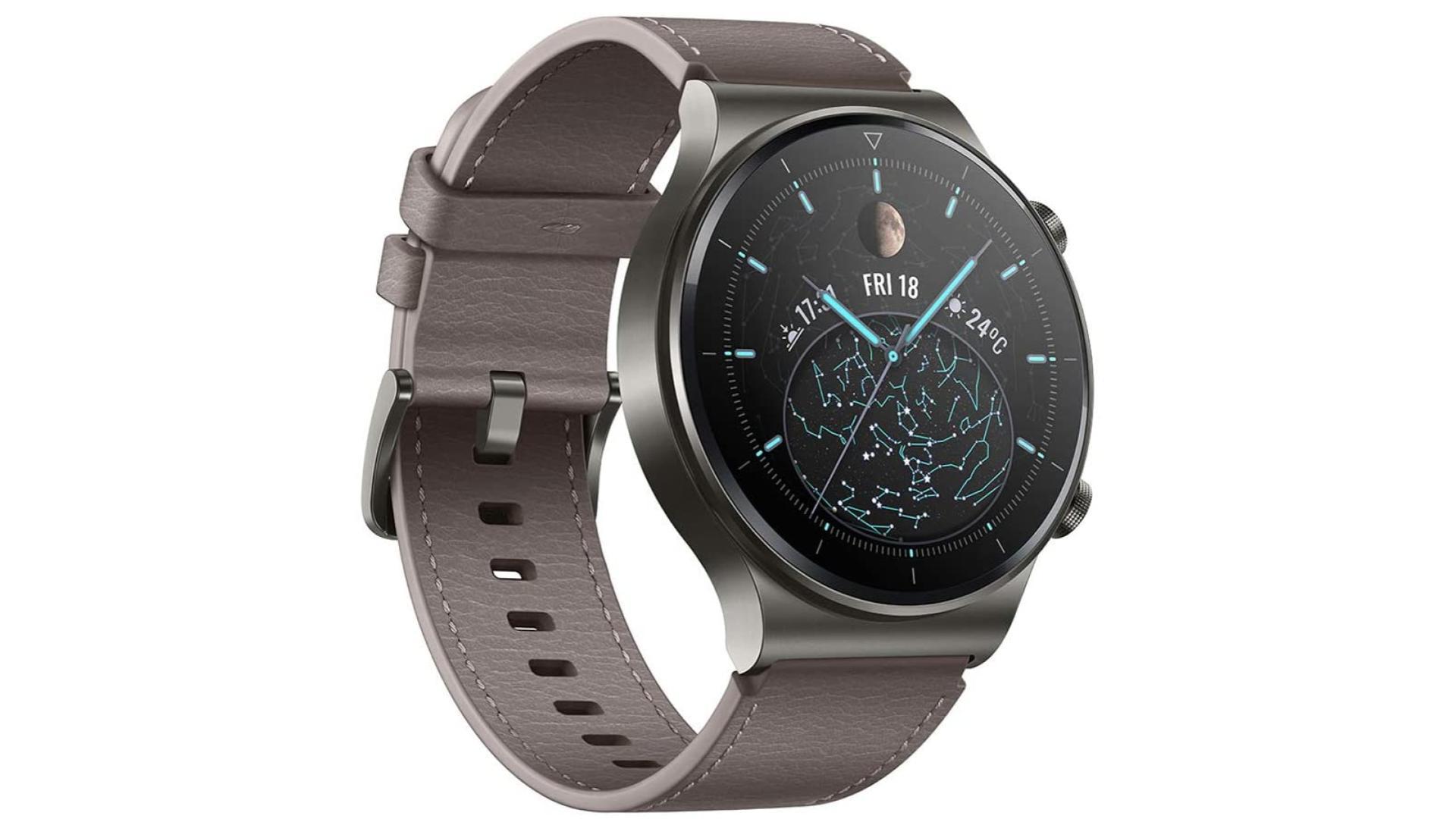 La Huawei Watch GT 2 Pro est en promotion sur Aliexpress !