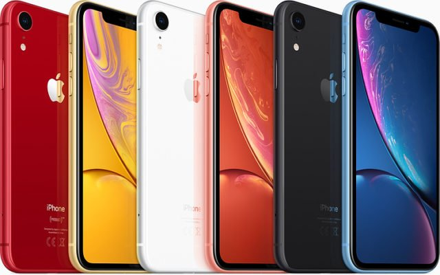 iphone xr select static 201809 geo emea 640x400 - [Guide d'achat] Which iPhone to choose in 2021?  - Geek diary