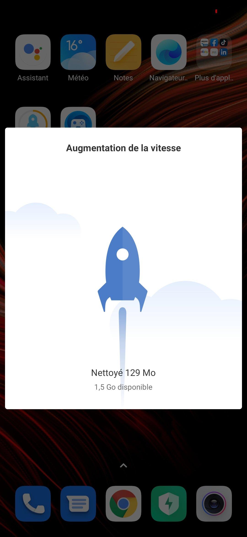 Xiaomi POCO M3 Nettoyeur MIUI OS 12
