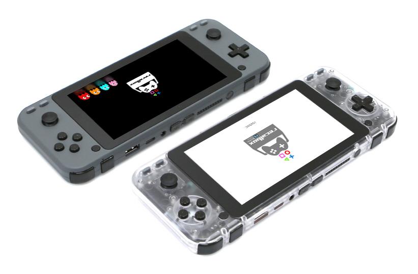 Recalbox, l'OS spécialiste du rétrogaming, s'intègre dans deux nouvelles consoles portables - Journal du geek