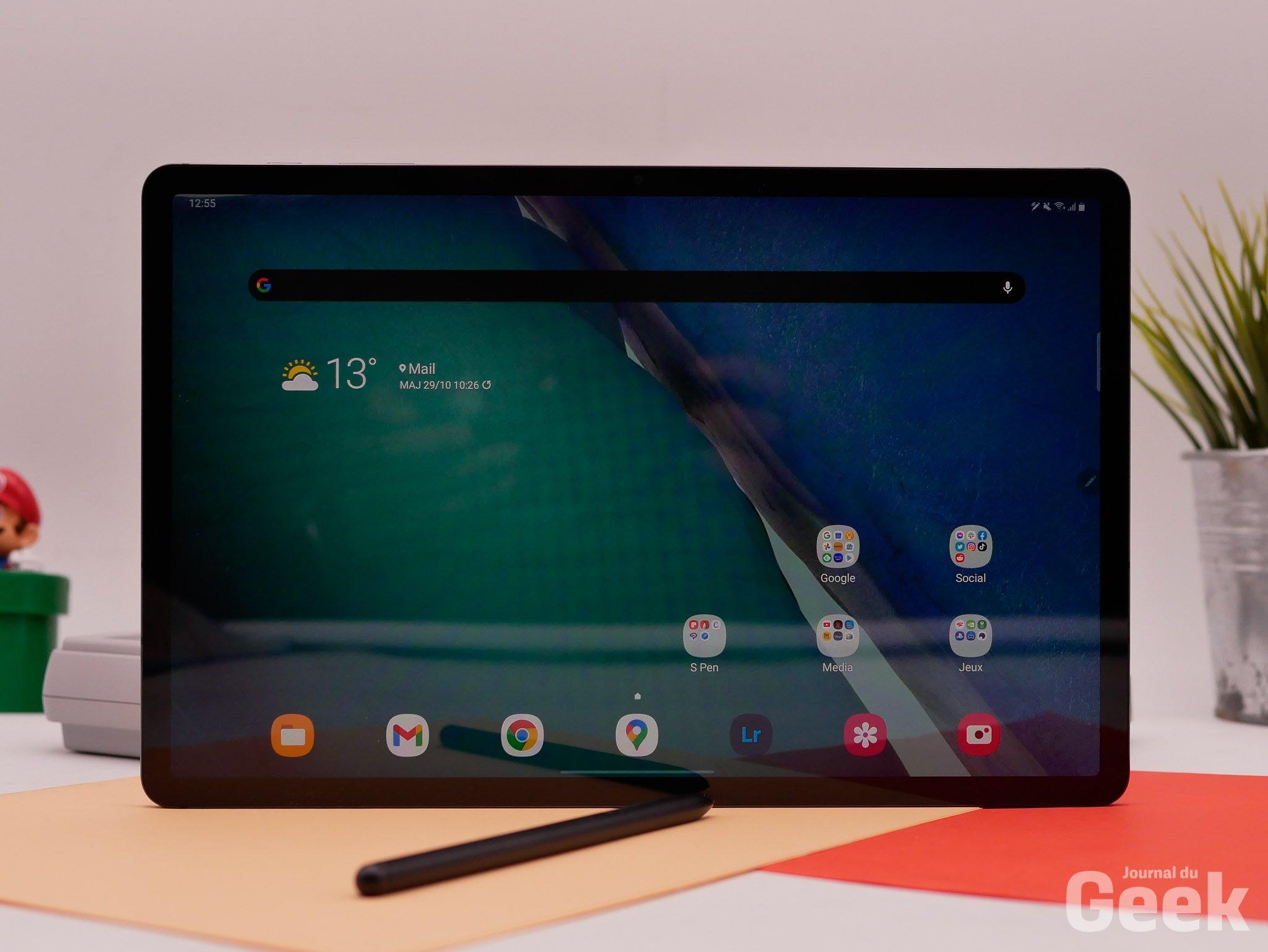 Samsung : la future Galaxy Tab S7 Lite dévoile ses entrailles