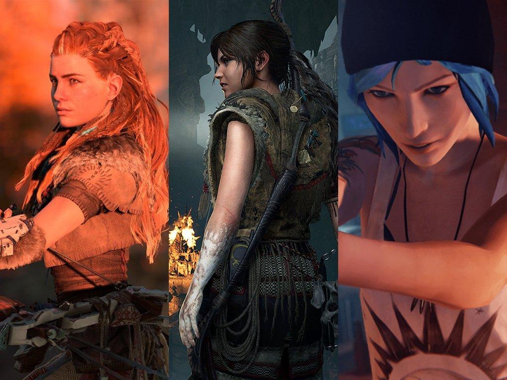 [Sélection] Les meilleurs jeux vidéo avec des leads féminins