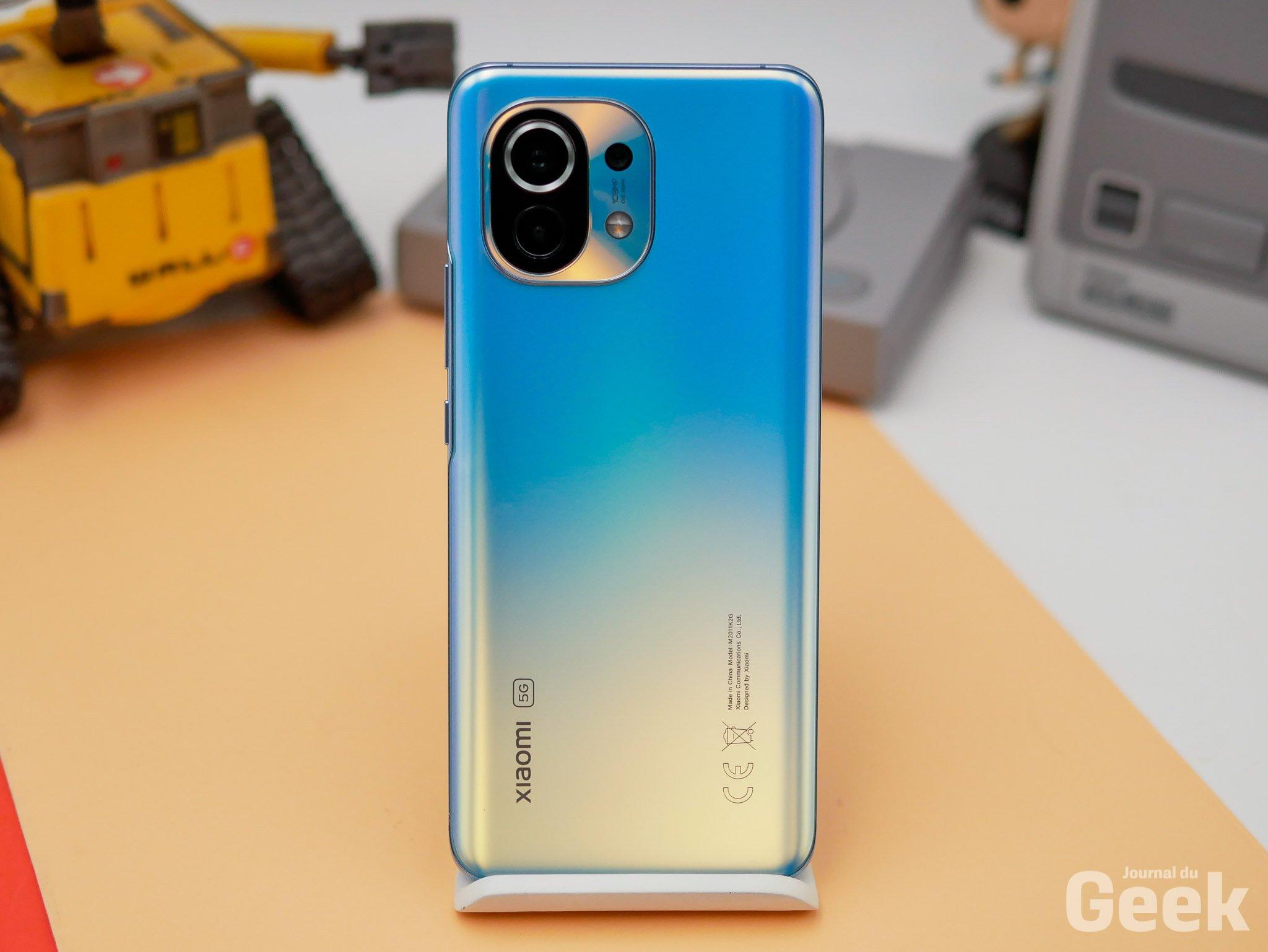 [Test] Xiaomi Mi 11, tout d'un premium, sauf son prix - Journal du geek