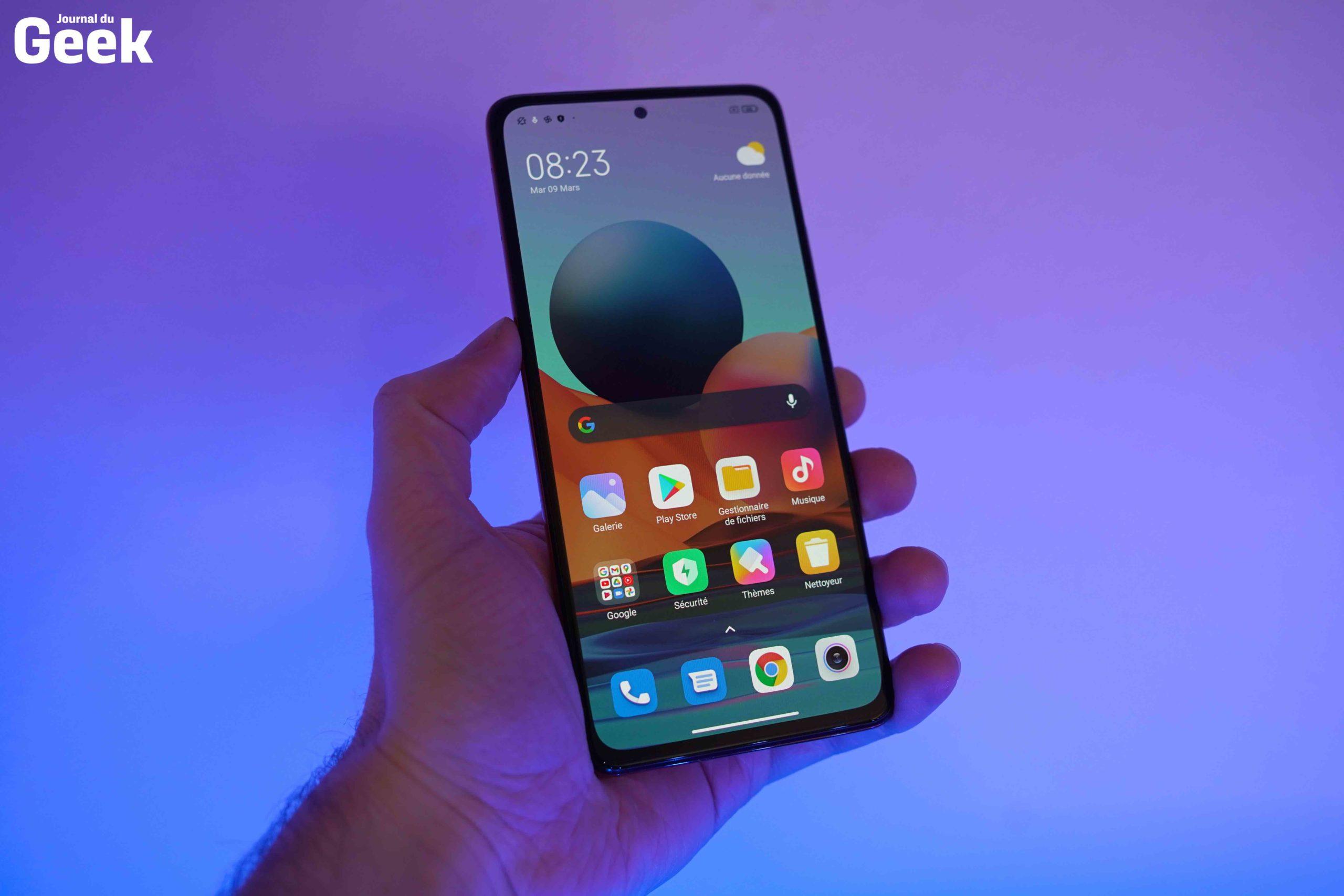 [Test] Redmi Note 10 Pro, le smartphone que tout le monde va s'arracher - Journal du geek