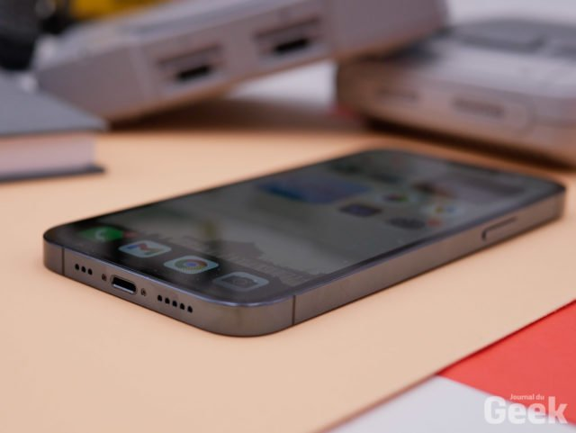 L'iPhone n'aura probablement jamais de port USB-C - Le Journal du Geek