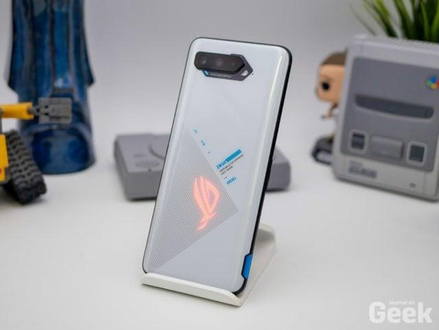 [Test] Asus ROG Phone 5, le gaming premium continue d'évoluer